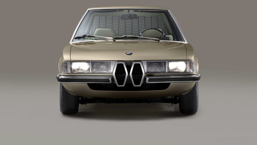 BMW Garmisch Bertone Concept renasce na Itália depois de 50 anos Bmw-ga11