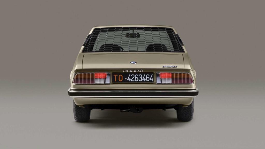 BMW Garmisch Bertone Concept renasce na Itália depois de 50 anos Bmw-ga12