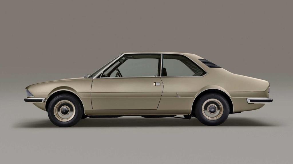 BMW Garmisch Bertone Concept renasce na Itália depois de 50 anos Bmw-ga13