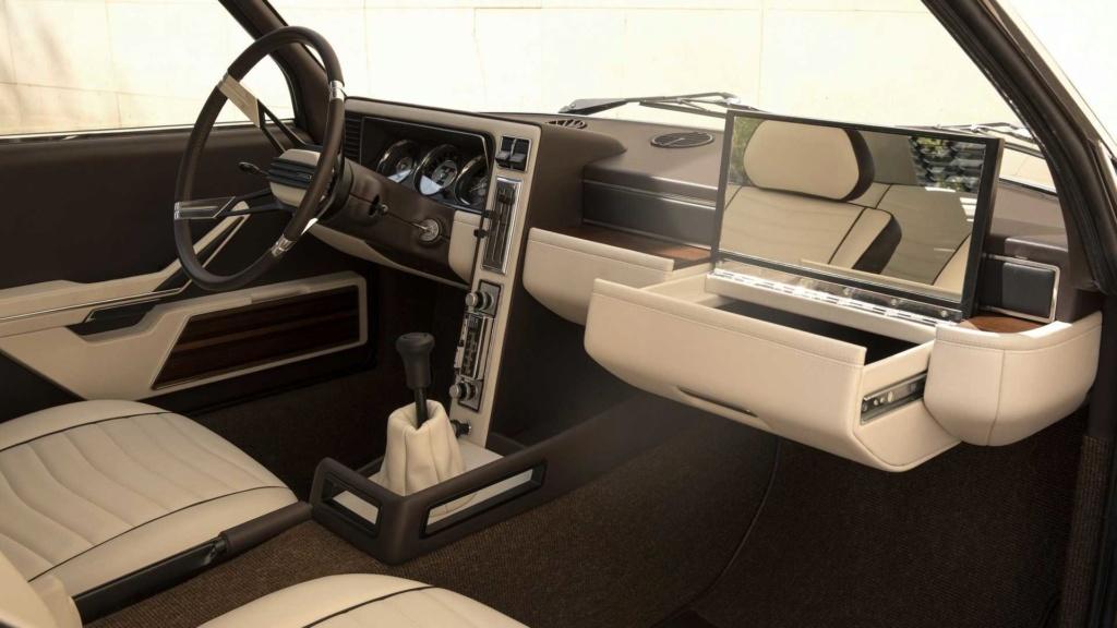 BMW Garmisch Bertone Concept renasce na Itália depois de 50 anos Bmw-ga19
