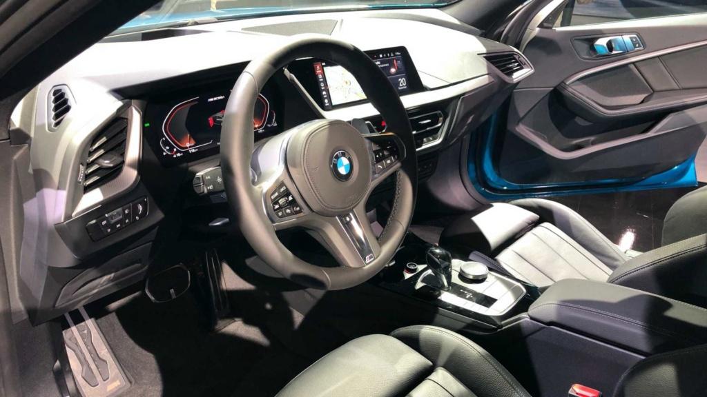 BMW Série 2 Gran Coupé chegará ao Brasil em 2020 como sub-Série 3 Bmw-se10