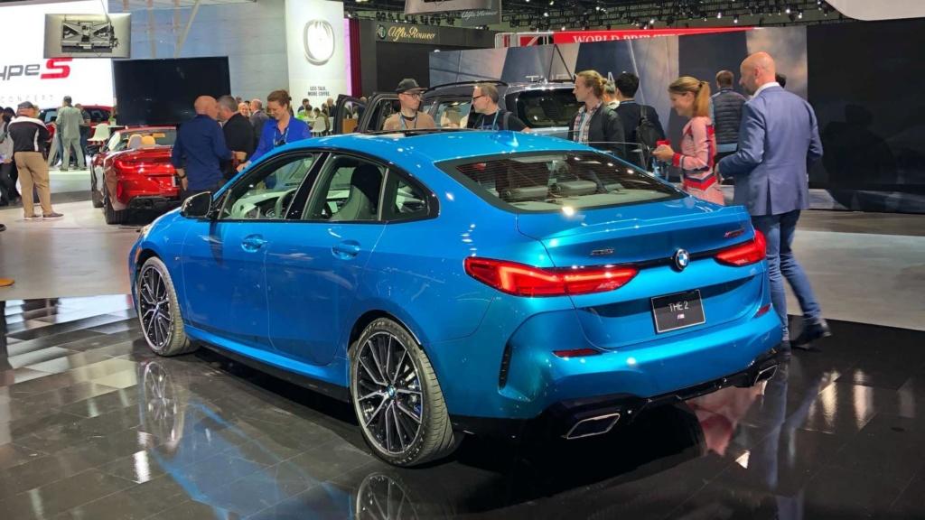 BMW Série 2 Gran Coupé chegará ao Brasil em 2020 como sub-Série 3 Bmw-se11