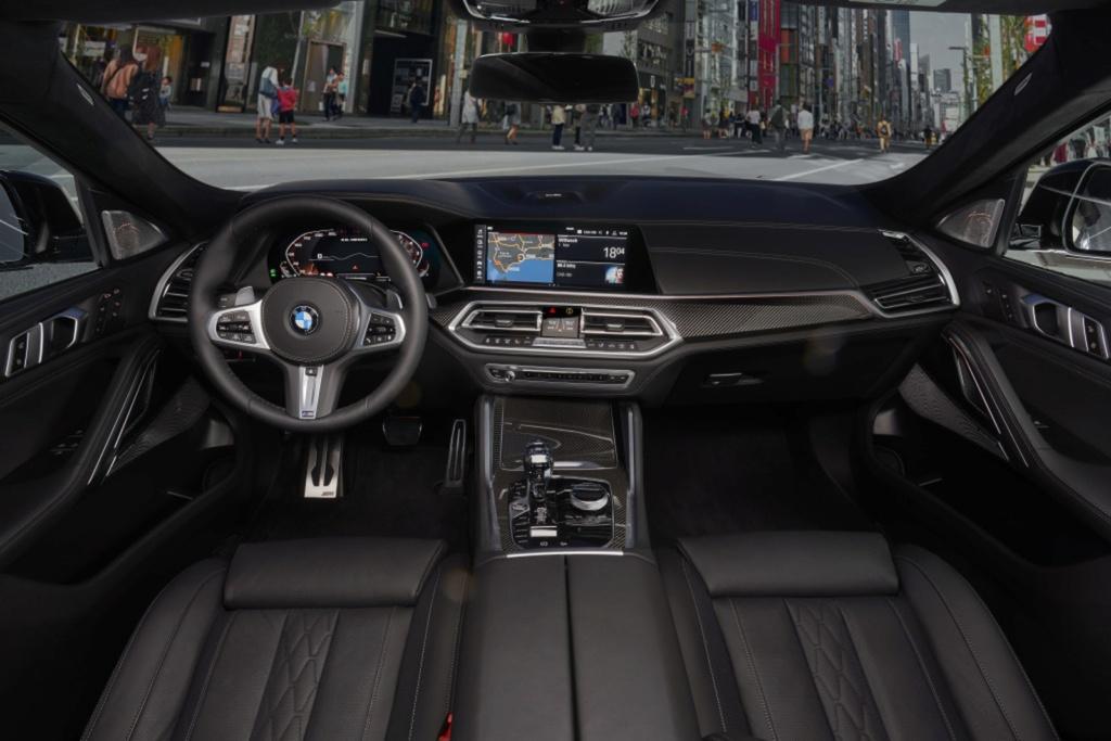 BMW X6 ganha nova geração com grade dianteira iluminada Bmw-x513