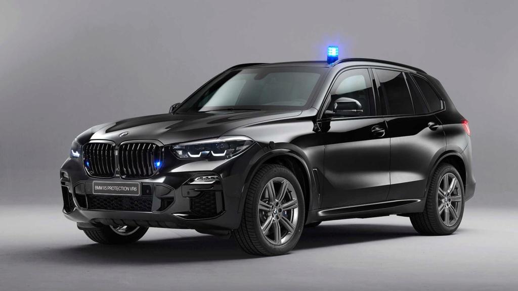 BMW X5 Protection VR6 é blindado de fábrica que suporta até tiros de AK-47 Bmw-x515