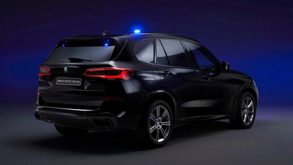 BMW X5 Protection VR6 é blindado de fábrica que suporta até tiros de AK-47 Bmw-x516