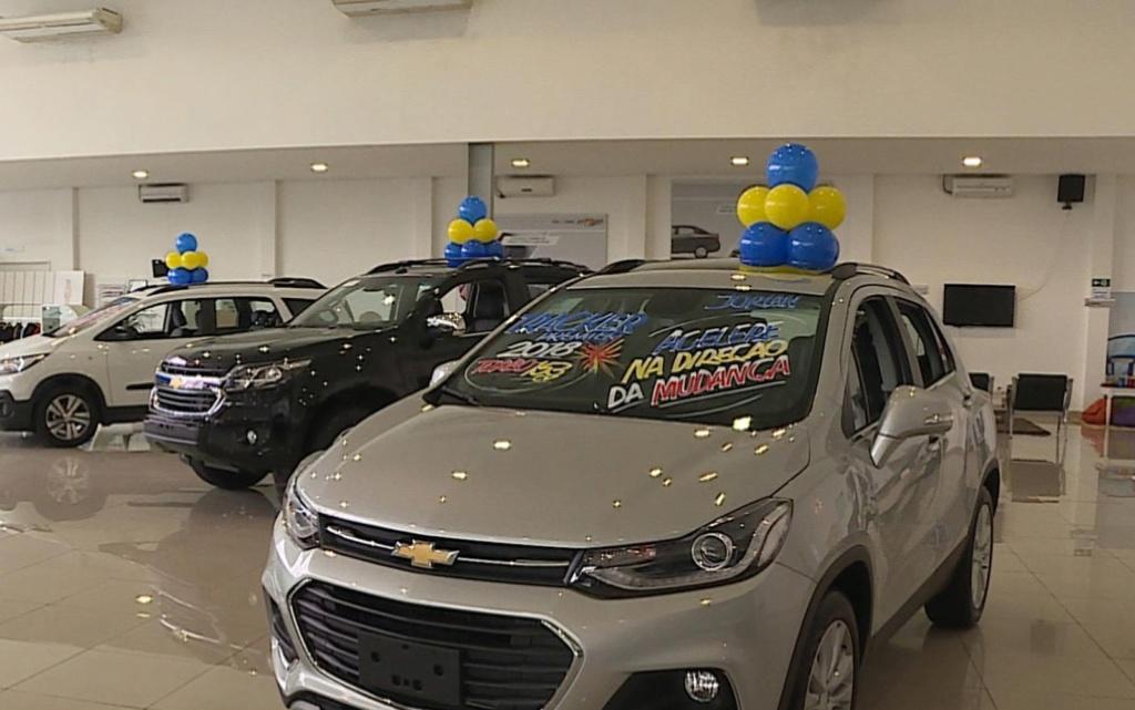 Vendas de veículos novos subiram 10% em setembro, diz Fenabrave Carros14