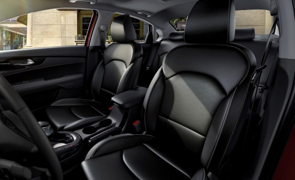 Kia Cerato ganha nova geração com motor 2.0 e parte de R$ 94.990 Cerato11