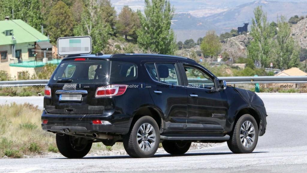 Chevrolet Trailblazer e S10 terão mais uma reestilização Chevro14