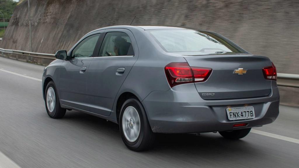 Chevrolet Cobalt 2020 fica mais caro; preços partem de R$ 68.490 Chevro21