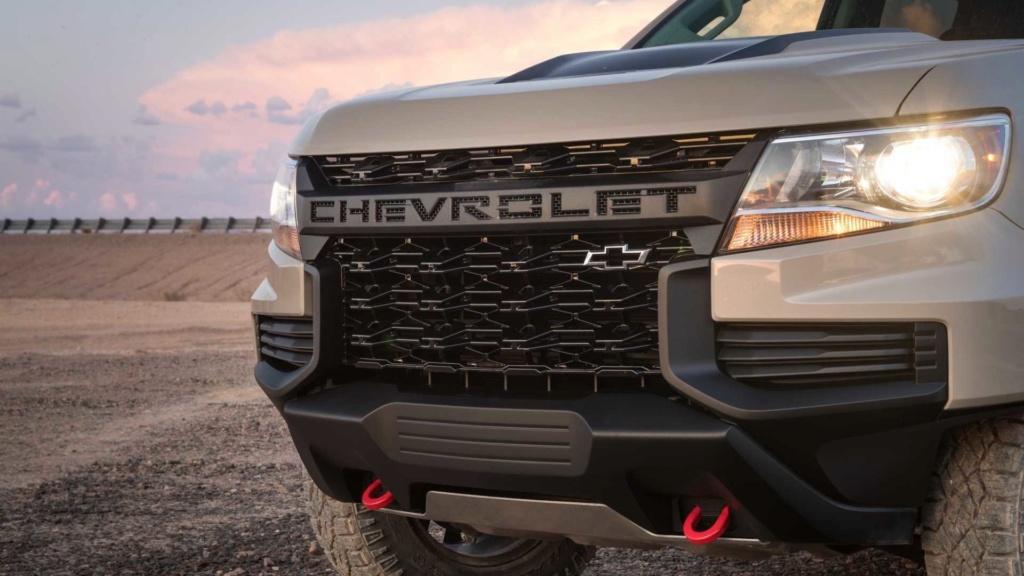 Chevrolet Colorado estreia facelift para a linha 2020 Chevro40