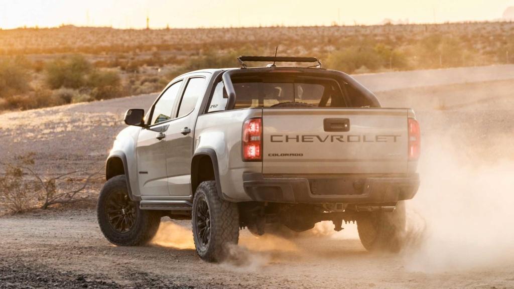 Chevrolet Colorado estreia facelift para a linha 2020 Chevro41