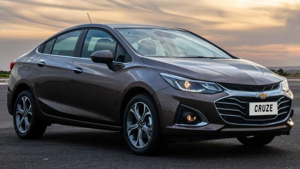 Sedãs voltarão a fazer sucesso, diz chefe de design da Chevrolet Chevro46