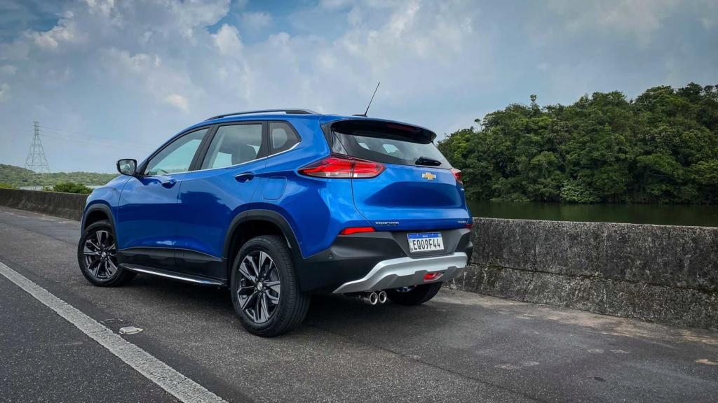 Sucesso na quarentena: Novo Chevrolet Tracker esgotou estoque em maio Chevro53