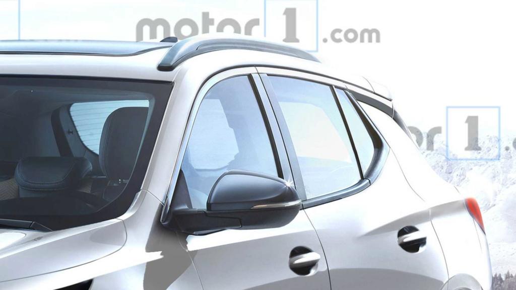 Chevrolet trabalha em SUV elétrico baseado no Bolt Chevy-11