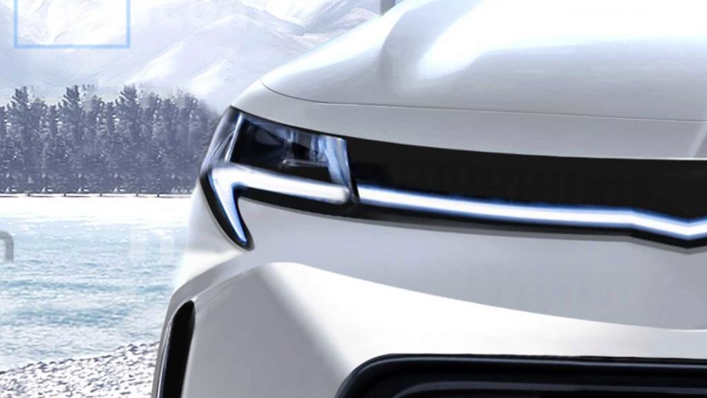 Chevrolet trabalha em SUV elétrico baseado no Bolt Chevy-13