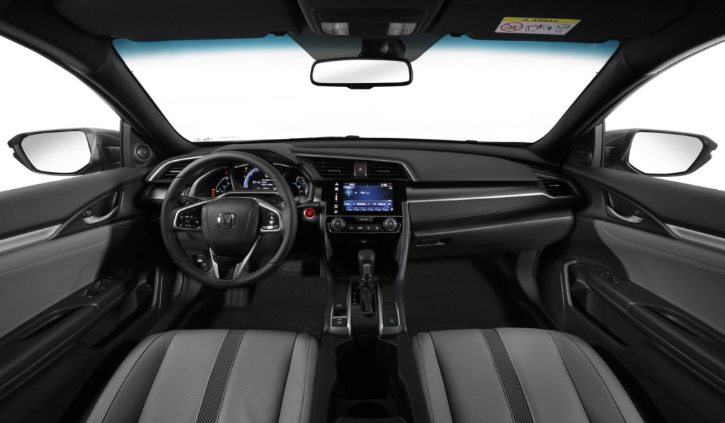Honda Civic 2020 ganha visual retocado, perde câmbio manual e parte de R$ 97.900 Civic-13