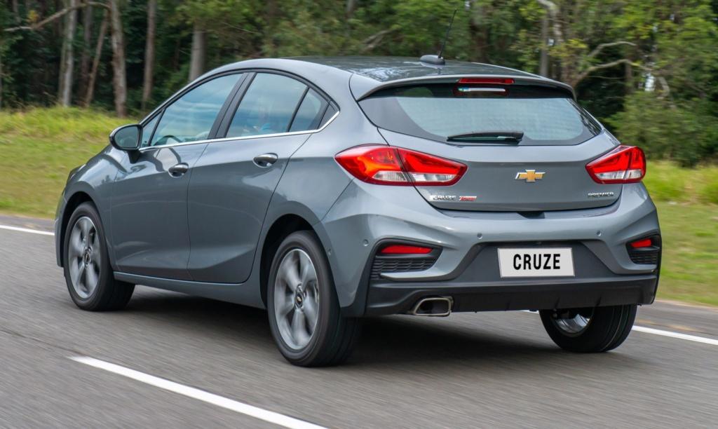Chevrolet Cruze 2020 chega com 'cara' nova e wi-fi para os ocupantes Cruze-13