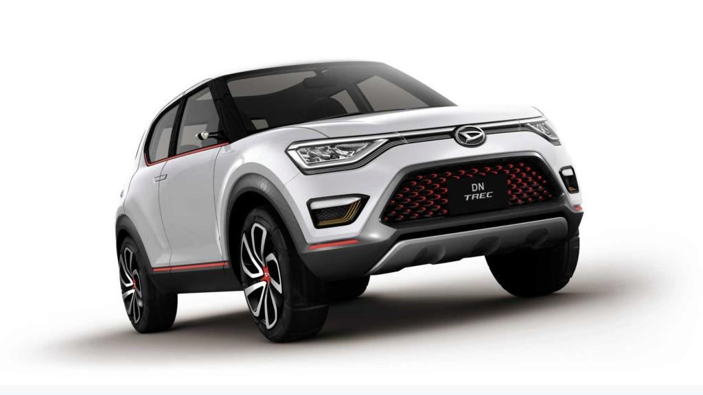 Toyota fará novo carro no Brasil, revela governador de SP Daihat11