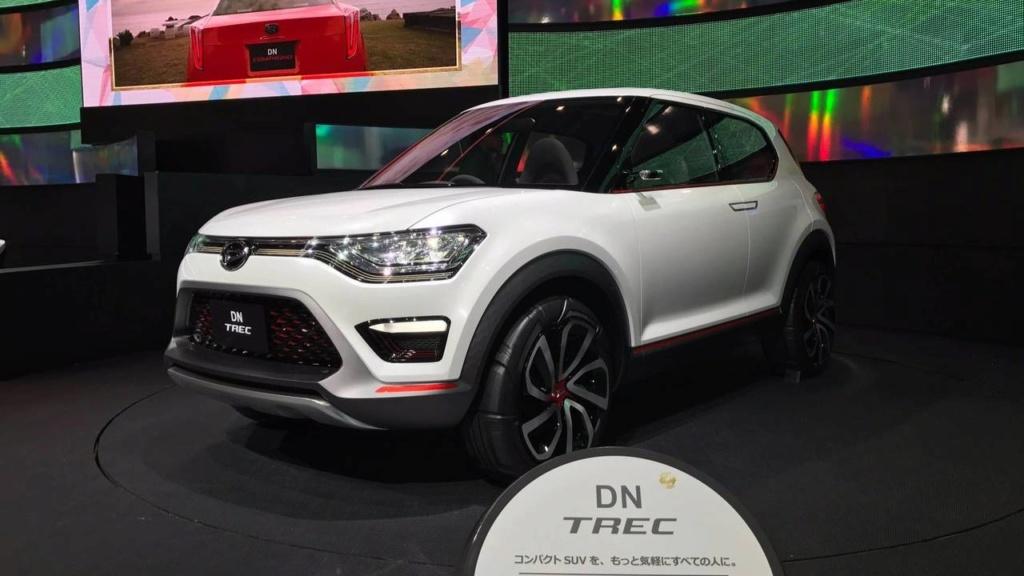 Toyota fará novo carro no Brasil, revela governador de SP Daihat12
