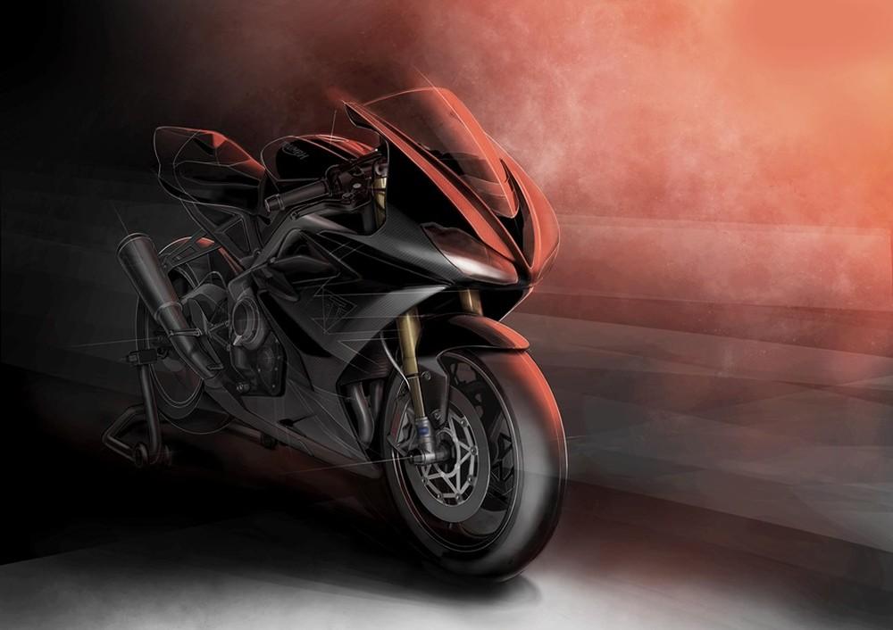 Triumph Daytona reaparece em nova geração com motor da Moto2 Dayton10