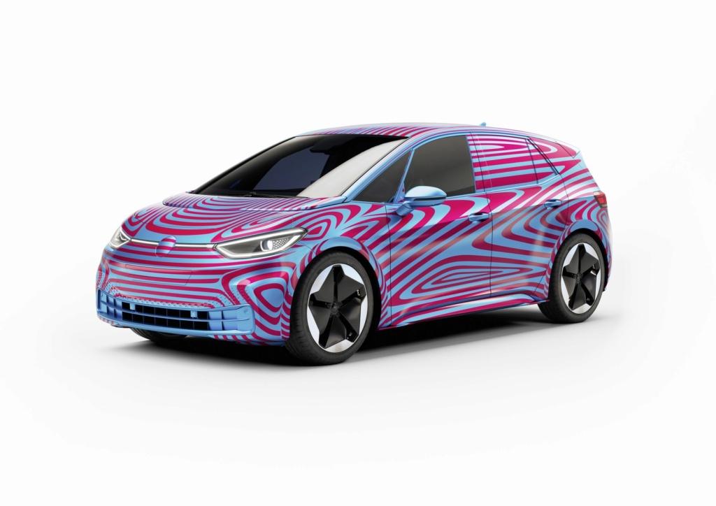 Volkswagen começa pré-venda de seu 'elétrico popular' que custa 30 mil euros Db201910
