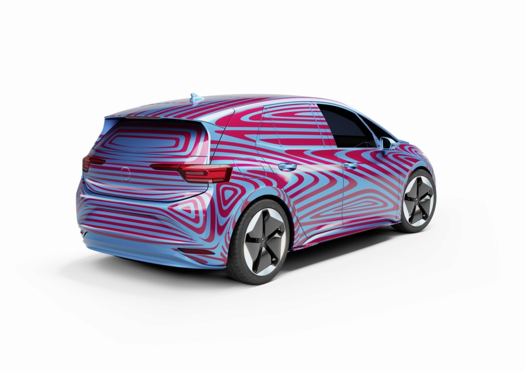 Volkswagen começa pré-venda de seu 'elétrico popular' que custa 30 mil euros Db201911