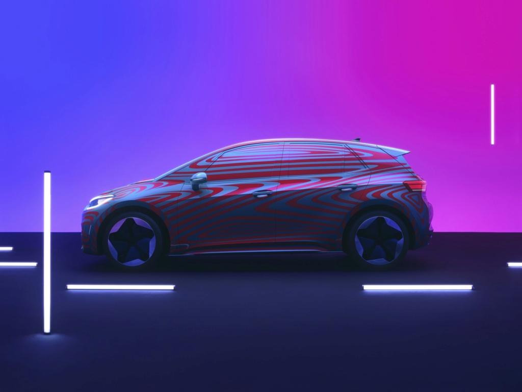 Volkswagen começa pré-venda de seu 'elétrico popular' que custa 30 mil euros Db201912