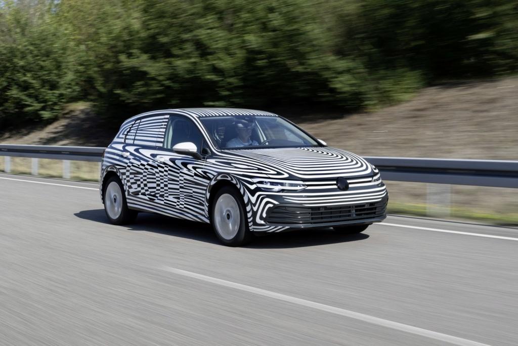Volkswagen Golf tem visual da nova geração revelado Db201918
