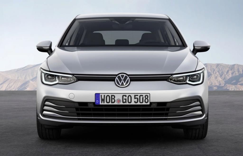 Volkswagen Golf: nova geração é revelada na Alemanha Db201921