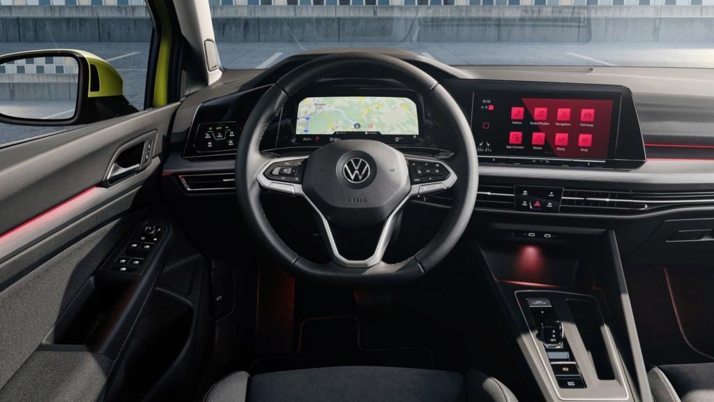 Volkswagen Golf: nova geração é revelada na Alemanha Db201922