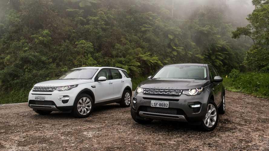 Jaguar e Land Rover têm descontos de até R$ 30 mil na Black Friday Discov10