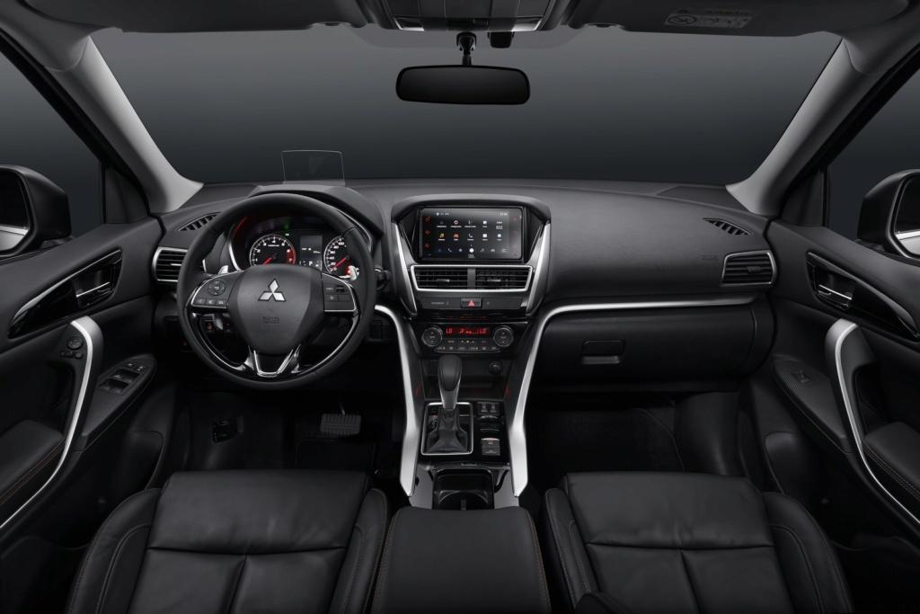 Mitsubishi Eclipse Cross vira nacional e ganha novas versões a partir de R$ 129.990 Eclips10