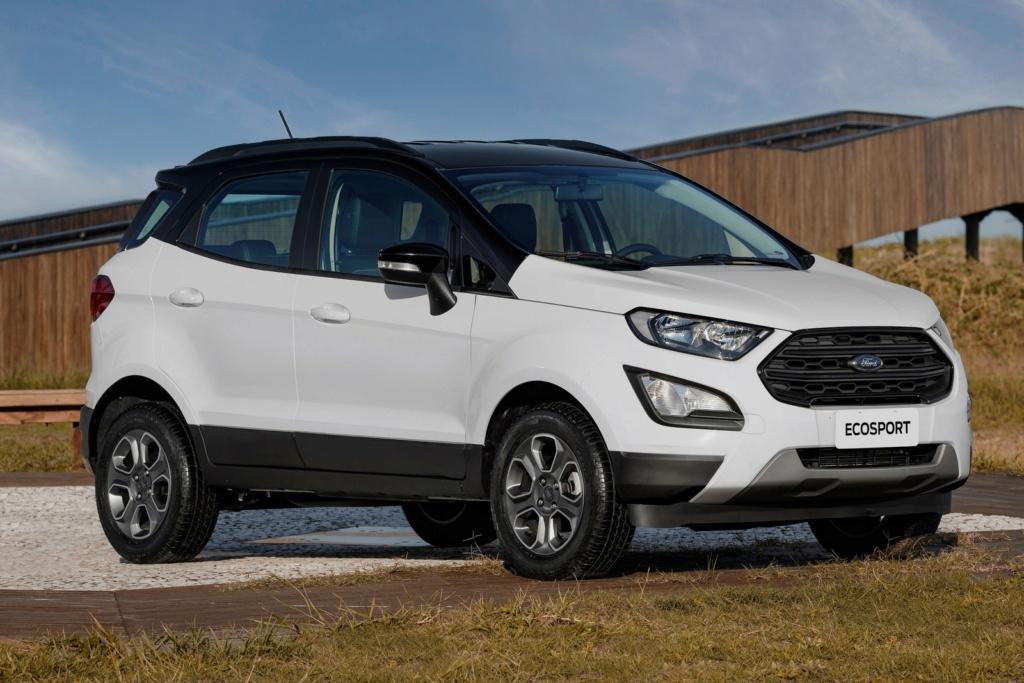 Ford Ka Freestyle ganha motor 1.0 por R$ 56.690; EcoSport também tem novidades Ecospo10