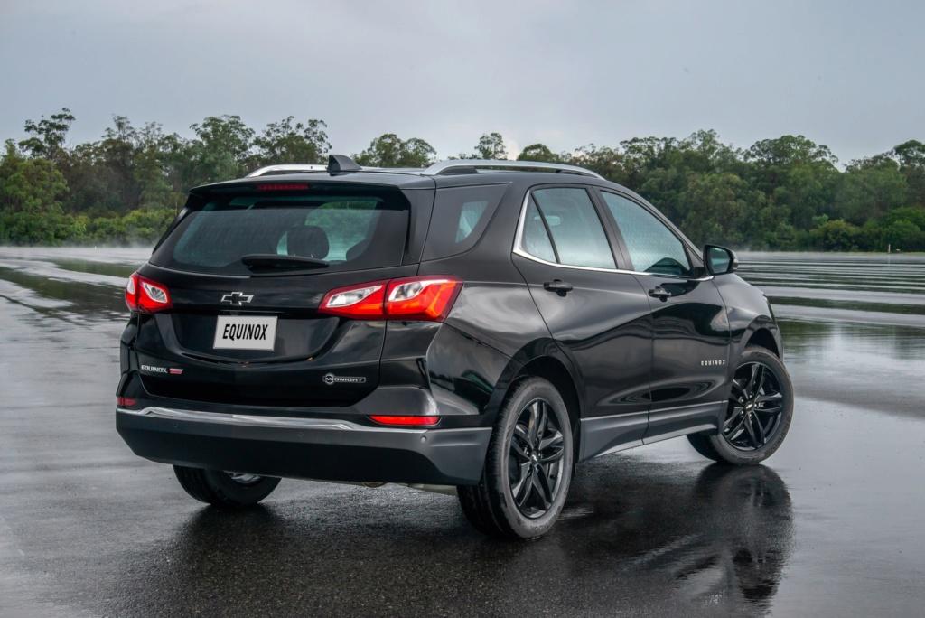 Chevrolet Equinox ganha motor 1.5 turbo e parte de R$ 129.990 Equino11