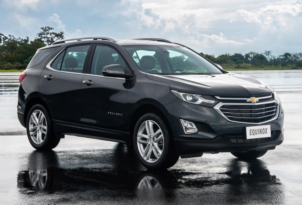 Chevrolet Equinox ganha motor 1.5 turbo e parte de R$ 129.990 Equino12