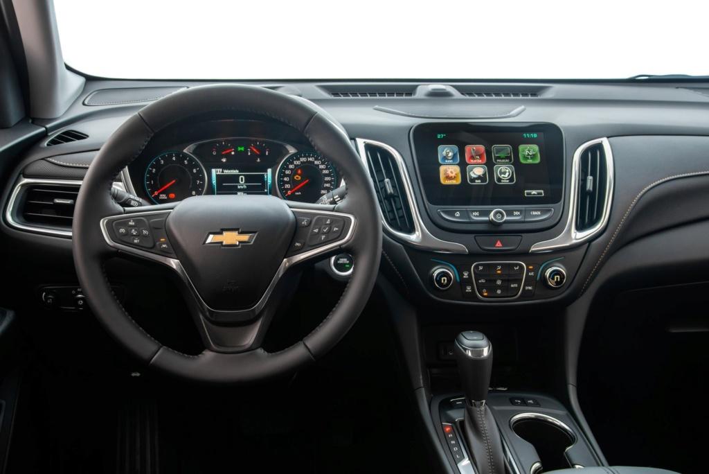 Chevrolet Equinox ganha motor 1.5 turbo e parte de R$ 129.990 Equino13