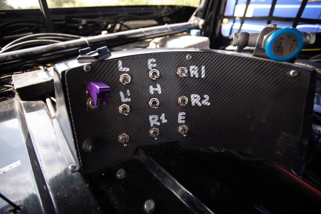Veja como é dirigir um caminhão de corrida de 1.250 cv que chega a 240 km/h F-truc12