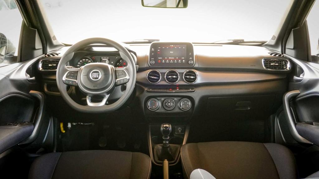 Fiat Argo fica mais caro e agora parte de R$ 49.590 Fiat-a12