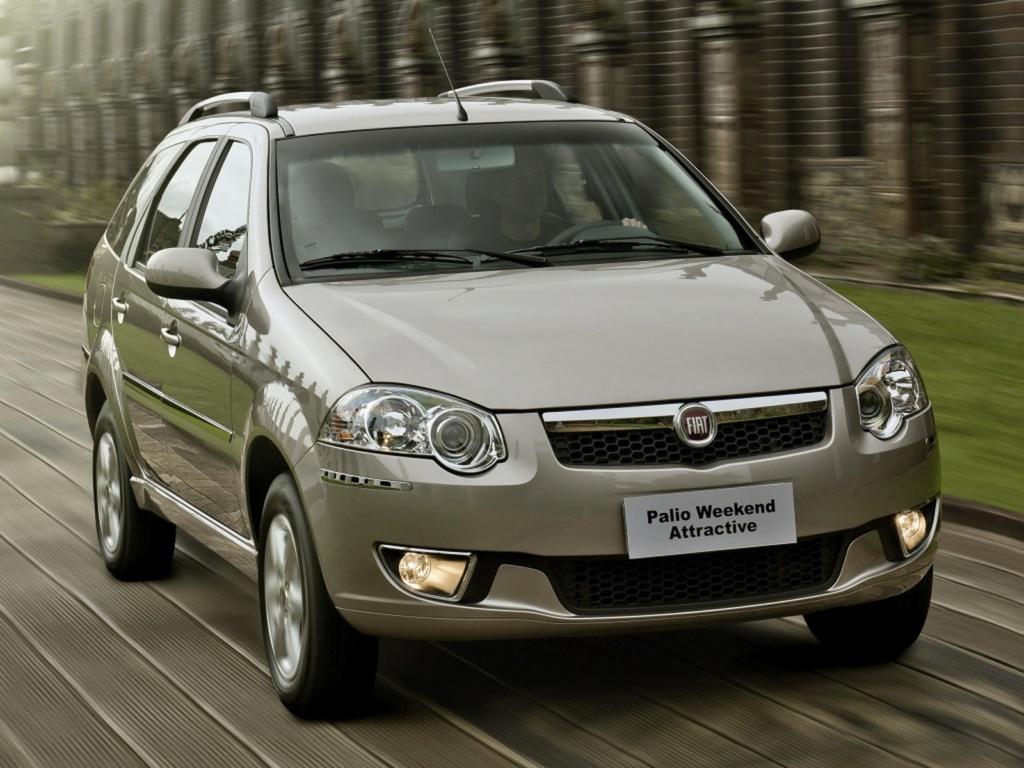 Fiat Weekend chega à linha 2020 com preços entre R$ 64.990 e R$ 90.530 Fiat-p10