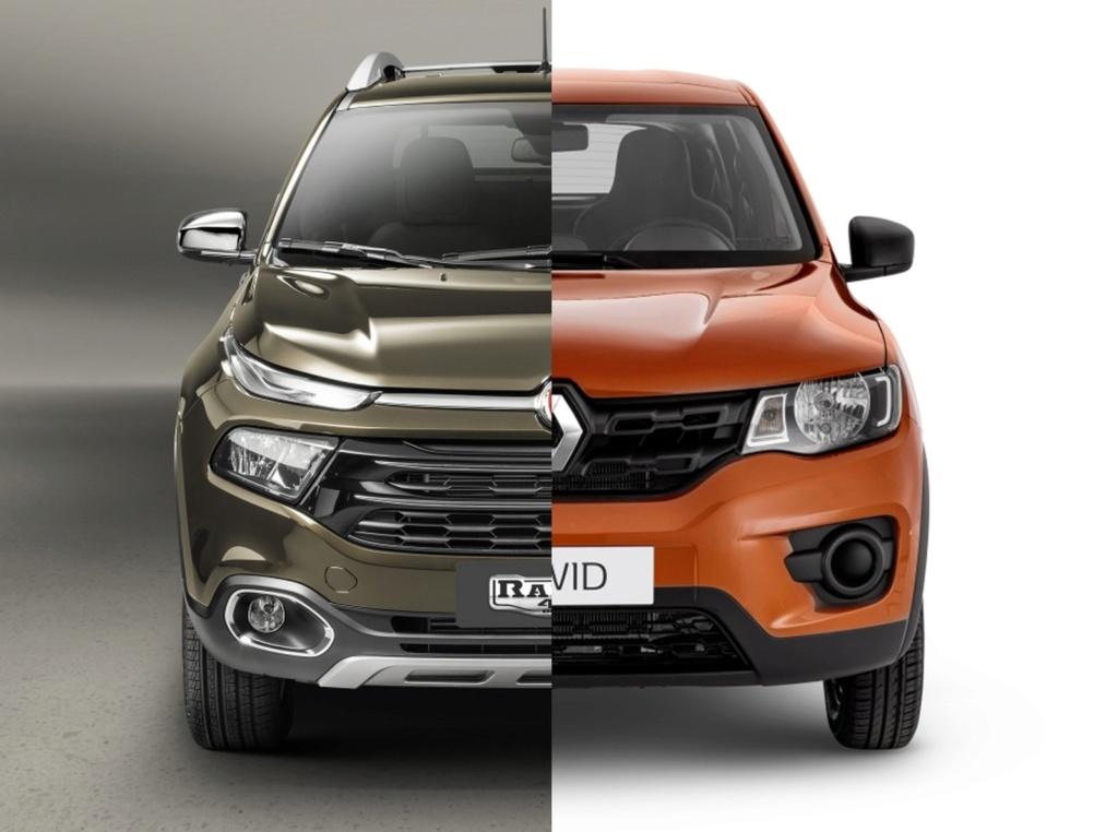 Ações da Renault e da Fiat têm forte alta após projeto de fusão Fiat-r10