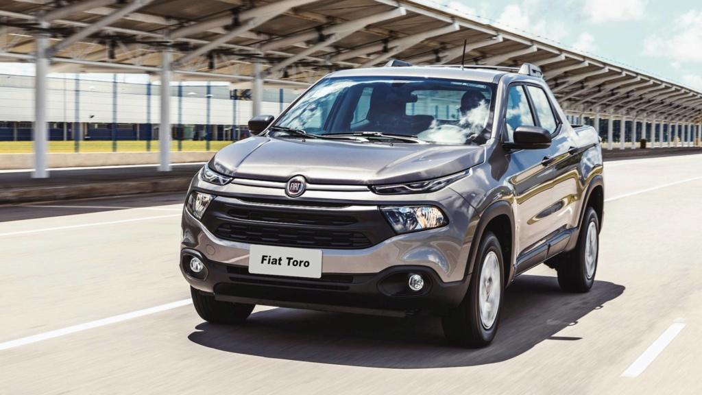 Fiat Toro terá motor a diesel na versão de entrada Endurance Fiat-t10