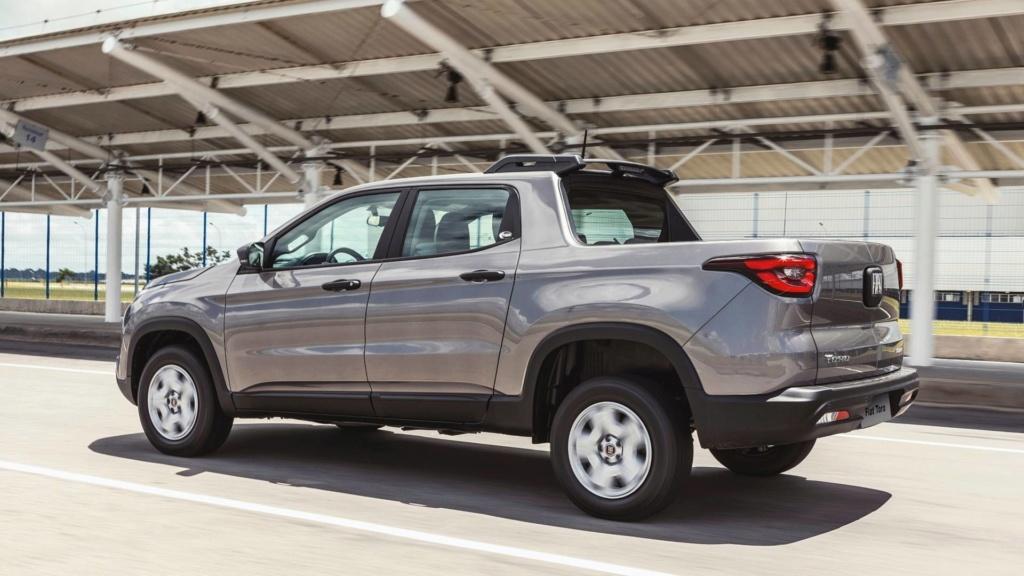 Fiat Toro terá motor a diesel na versão de entrada Endurance Fiat-t11