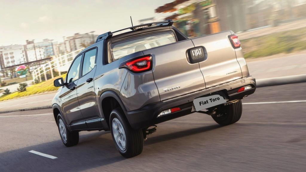 Fiat Toro terá motor a diesel na versão de entrada Endurance Fiat-t12