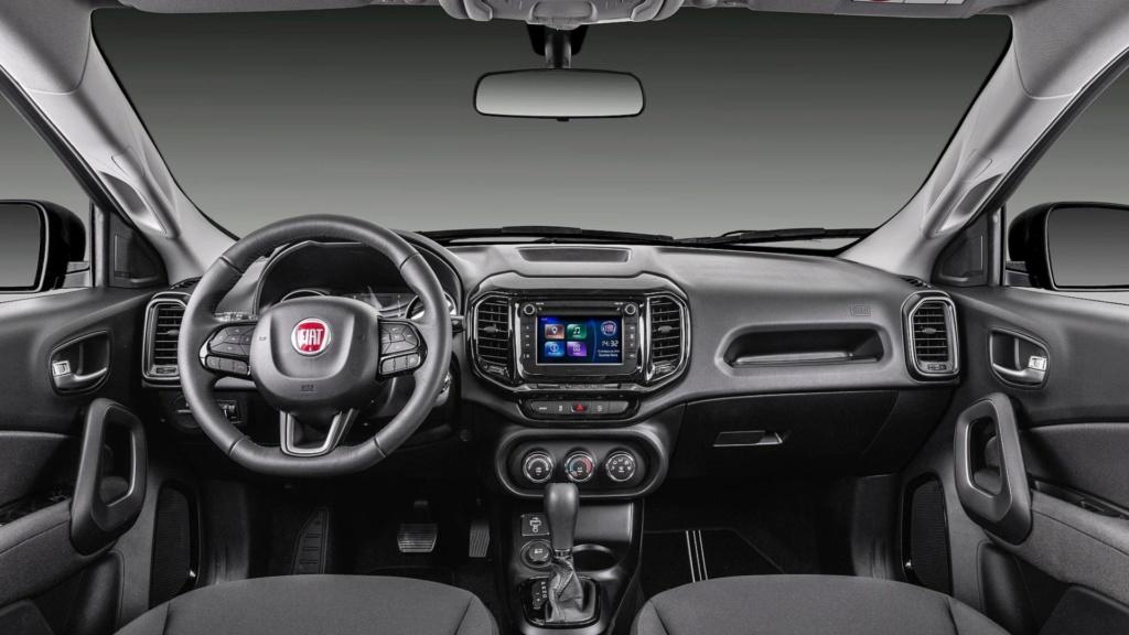 Fiat Toro terá motor a diesel na versão de entrada Endurance Fiat-t13