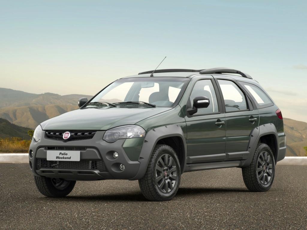 Fiat Weekend chega à linha 2020 com preços entre R$ 64.990 e R$ 90.530 Fiat-w10