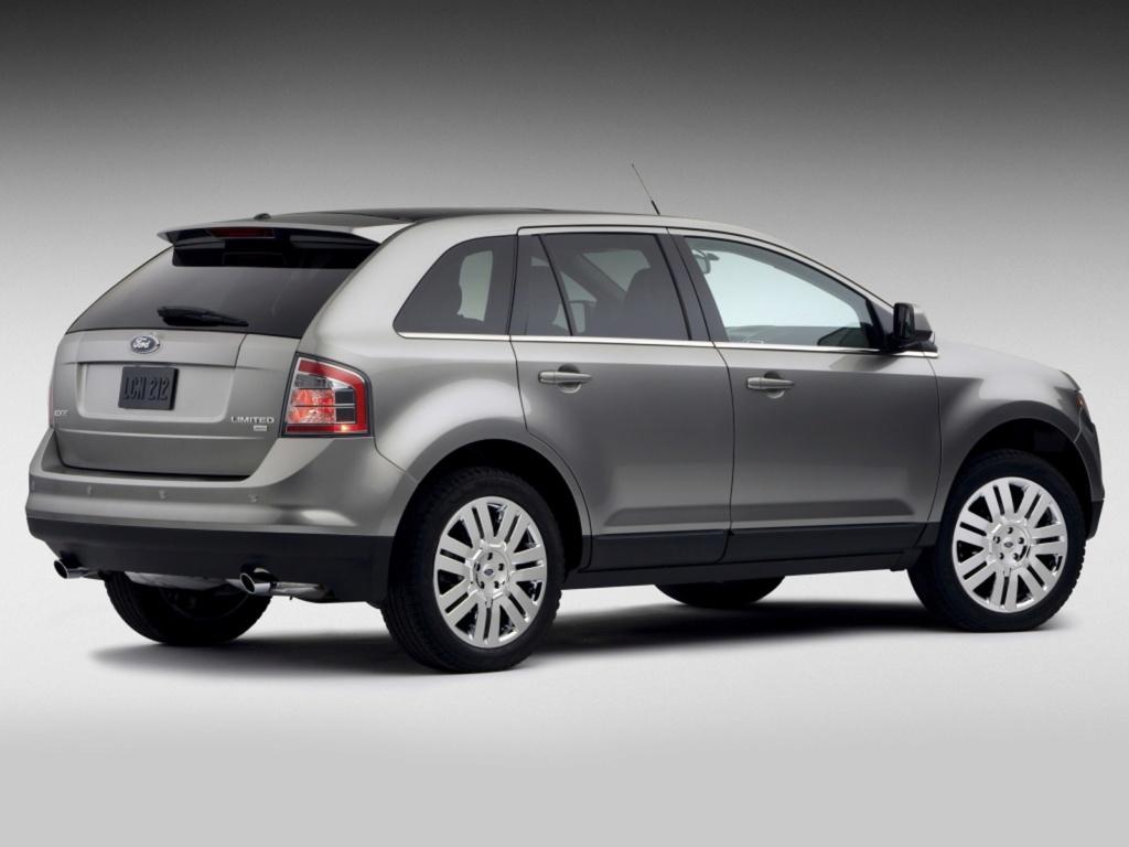 Ford convoca recall de Fusion e Edge por 'airbags mortais' Ford-e10