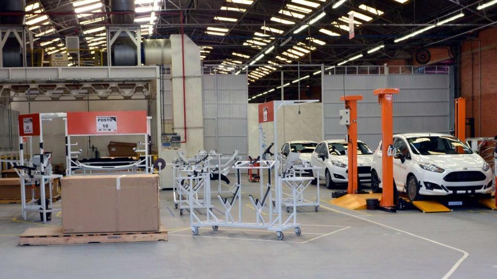 Chevrolet Cruze reestilizado será lançado no segundo semestre Ford-f11