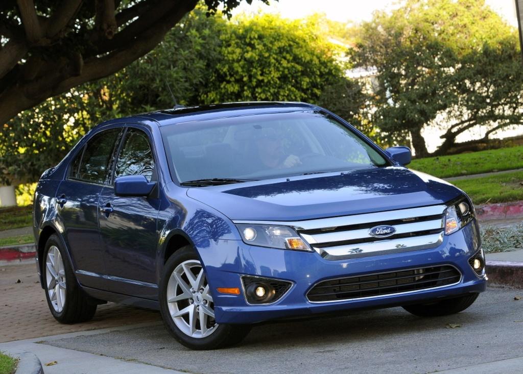 Ford convoca recall de Fusion e Edge por 'airbags mortais' Ford-f15