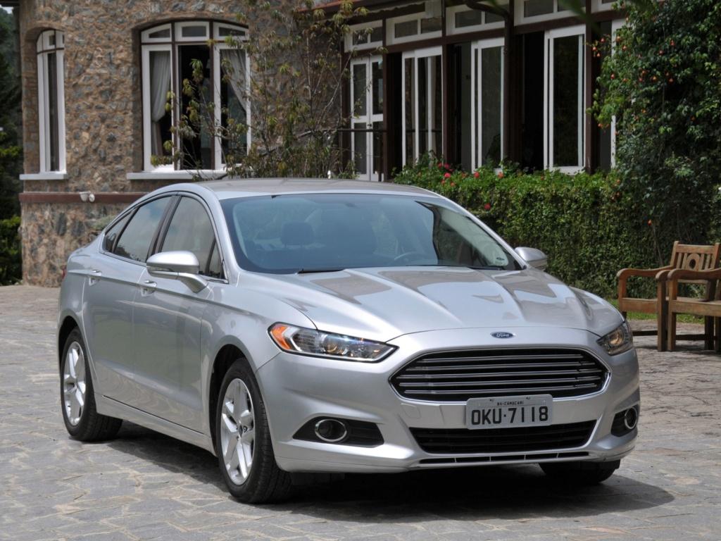 Ford chama Fusion para recall; modelo pode se mover sozinho Ford-f18