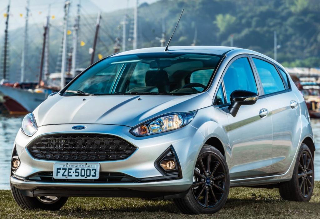 Ford Fiesta e Focus saem de linha no Brasil Ford-f20